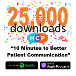 Podcast hits 25k downloads