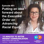 Episode #91 Putting an idea forward about the Executive Order on Advancing Racial Equity