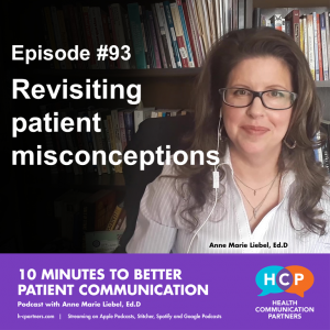 Revisiting Patient Misconceptions
