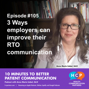 3 ways employers can improve their RTO communication
