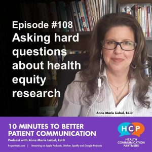 Asking hard questions about health equity research